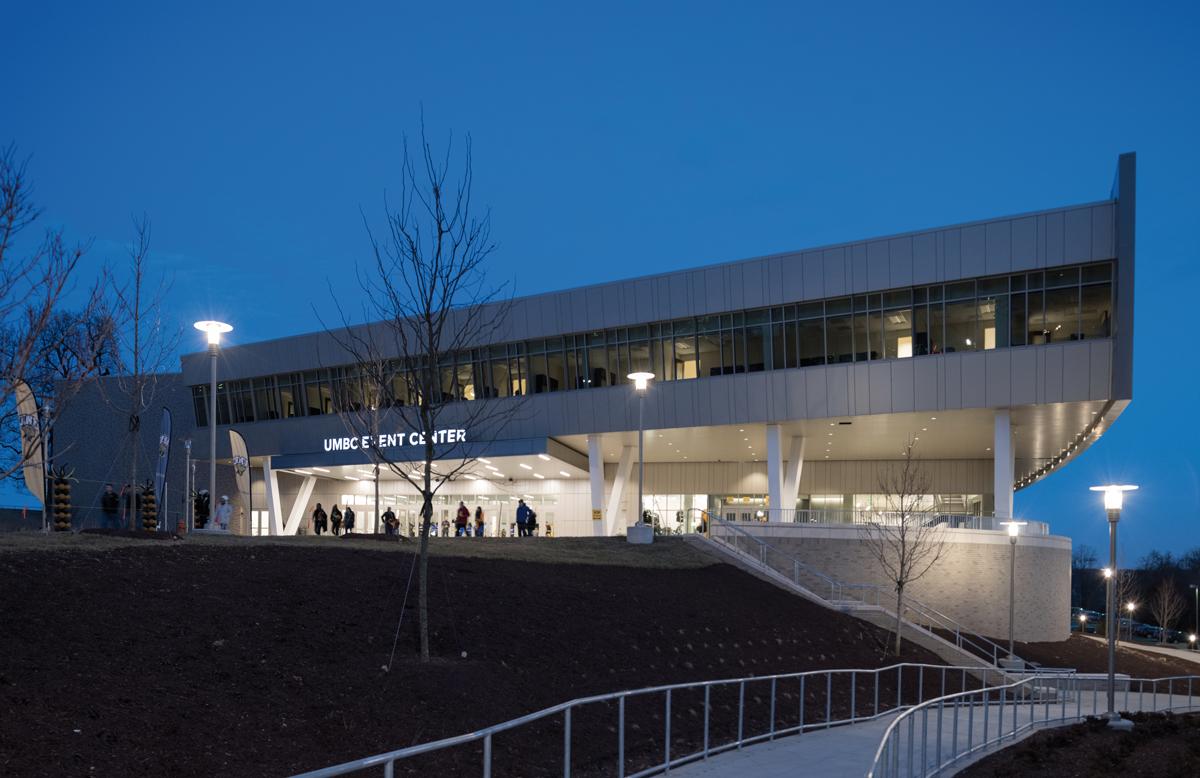 UMBC Event venue