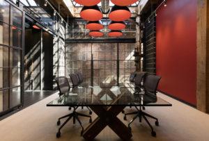 Vanguard retail interior