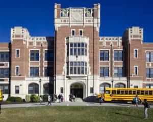 Green Street Academy Exterior