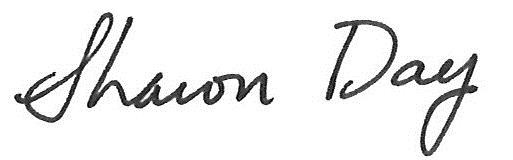 sharon signature