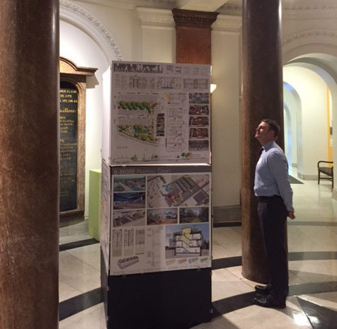 resilient competition at city hall