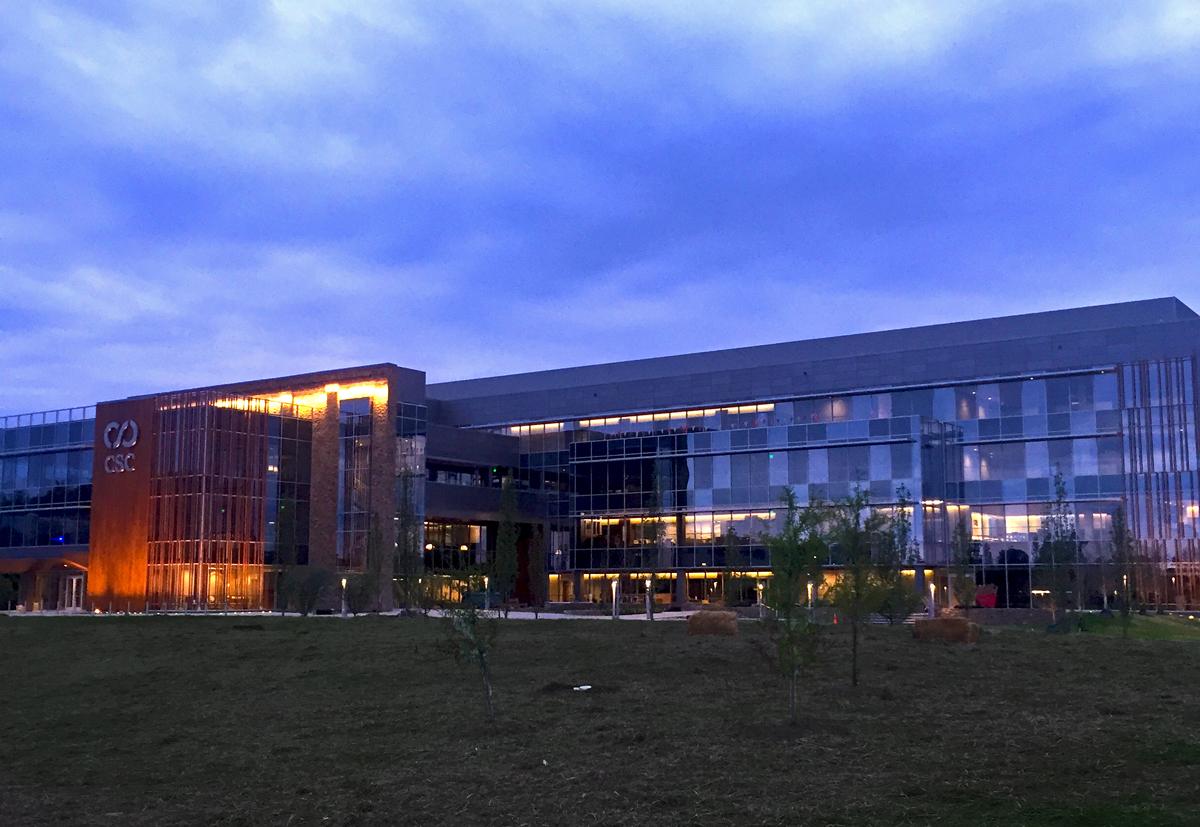 csc corporate headquarters