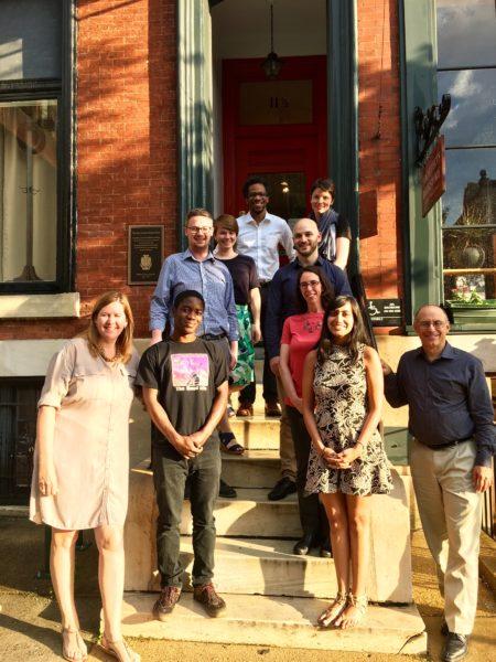 Civiclab group photo