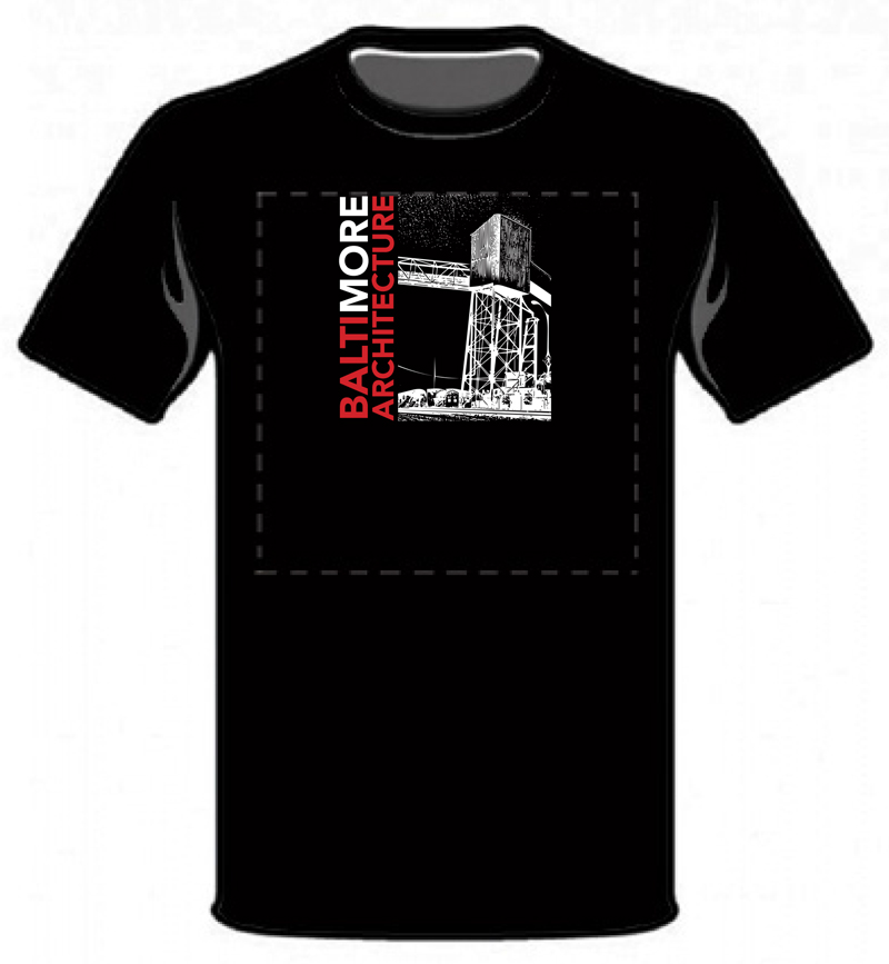 t-shirt rendering