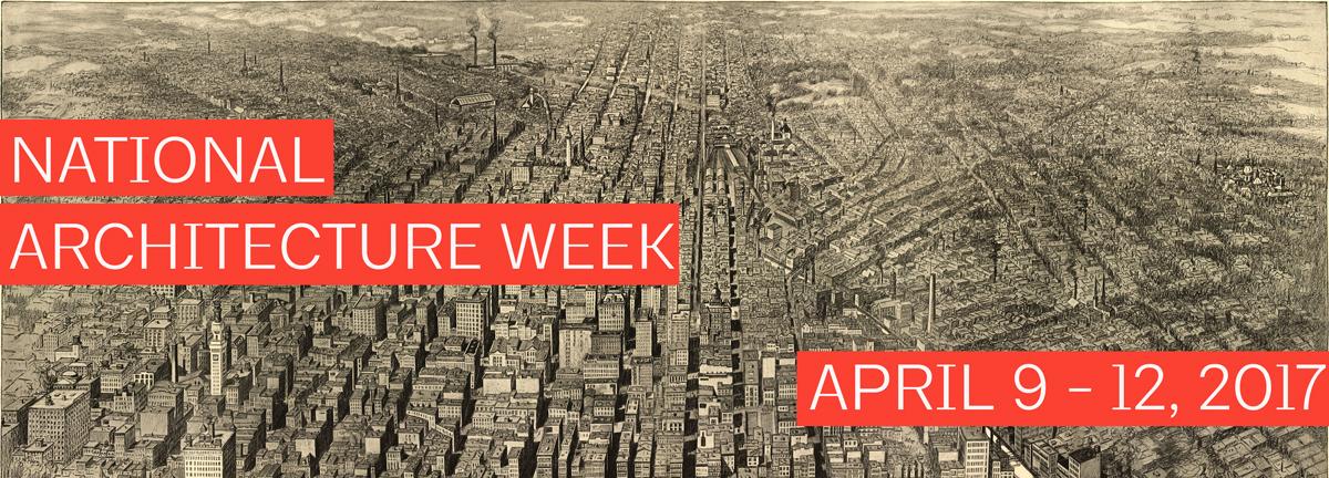 arch week banner